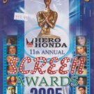 11 Th Annual Screen Awards 2005 - Hosted By Sajid Khan   [Dvd]