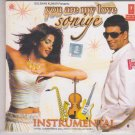 You are My Love Soniye - Instrumental  [Cd ] Greatest Songs From Hindi Films New