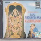 Selected From Balaji Pancharatna Mala By M S Subbulakshmi  [2Cd Set ] UK Made Cd