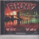BKNY - Dj Wic & Dj Zee  [Cd] dance Pop Hindi Remixes