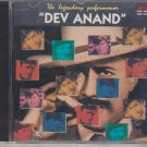 Legendary Permormer Dev Anand  [Cd] Super hits of Legend