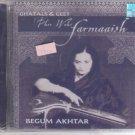 Phir Wohi farmaaish - Begum Akhtar [Cd] Ghazals & geet