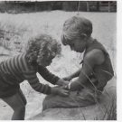 Ruth Orkin  - Mary And Andy  [Greeting Card With Envelope]Original Released
