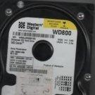 Western Digital WD800BB-00FJA0 DCM: HSBHNTJCH / 80GB IDE Hard drive