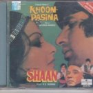 shaan / Khoon Pasina  [cd]