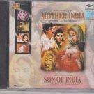 Mother India / Son Of India [cd] Music : Naushad