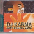 Dj Karma - Got karma 2000 [Cd] Bollywood remixes