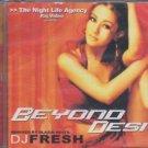 Beyond Desi Remixed By Dj Fresh [cd] The Night Life Agency Presents