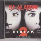 Dj Alladin - Scream 2  [Cd] Bollywood remixes - World Primier