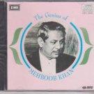 The Genius Of Mehboob Khan [cd] EMI Uk Released