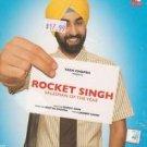 Rocket Singh - Ranbir Kapoor  [2Dvds set] yashraj Released - 1st Edition