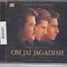 Om jai jagadish - Abhishek , anil kapoor [cd] Music - Anu Malik - Uk Made Cd