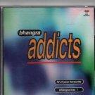 Bhangra addicts by jazzy B,K s Bhamrah,safri,madan Maddi  [Cd]  Uk made Cd