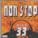 Hindi Punjabi remix UK Style Non Stop wild 33 -Include India Rapture Dhol [cd]