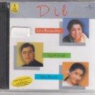 Dil - jagjit singh,Asha,Lata M+ Free Cd Of Daman / Chori Chori chupke chupke[Cd]