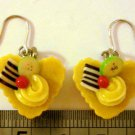 Anting anting butterfly plastic 2