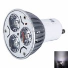 GU10 9W 7000K Low-power White Light LED Spot Light Bulb (85-265V)