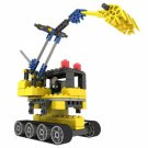 LOZ-C0005 98pcs Engineering Excavator Design Assembly Building Block Intelligent Toy