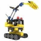 LOZ-C0005 98pcs Engineering Excavator Design Assembly Building Block Intelligent Toy
