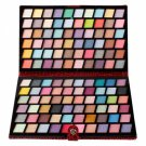 120 Color Rhombus Style Makeup Sparkling Eyeshadow Palette