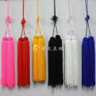 Tai Chi Sword Tassel Ear Ice Silk Swords Ears 6 Colors