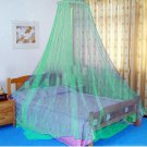 Round Lace Mosquito Bed Canopies Netting Green