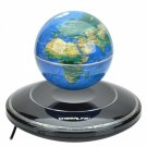 CHEERLINK 106mm UFO Maglev Globe with Anion Generator Blue & Black (US Plug / AC 100~240V)