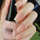 SHISEM New Quality Nail DIY Nail Art Polish Light Nude Color