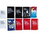 10 Mini Expansion Pakcs of Cards Against Humanity