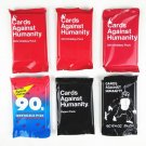 8/set Cards Against Humanity Holiday Pack, House Pack, Reject Pack, Science Pack, 90s Nostalgia Pack