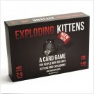 Exploding Kittens NSFW Edition Card Game Black