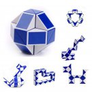Children Magic Snake Shape 3D Magic Cube Twist Puzzle Toy