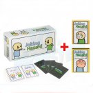 Joking Hazard Cards Board Game Base Set + Deck Enhancement #1 and #2