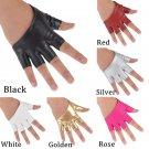 Fashion Women Fingerless Gloves Pole Dance Mittens