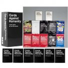 Cards Against Humanity Base Game + 1-6 Expansions + 12 Mini Packs