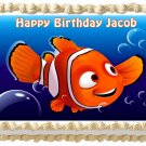 "Edible FINDING NEMO image cake topper 1/4 sheet (10.5"" x 8"")"