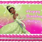 "Edible THE PRINCESS AND THE FROG image cake topper 1/4 sheet (10.5"" x 8"")"