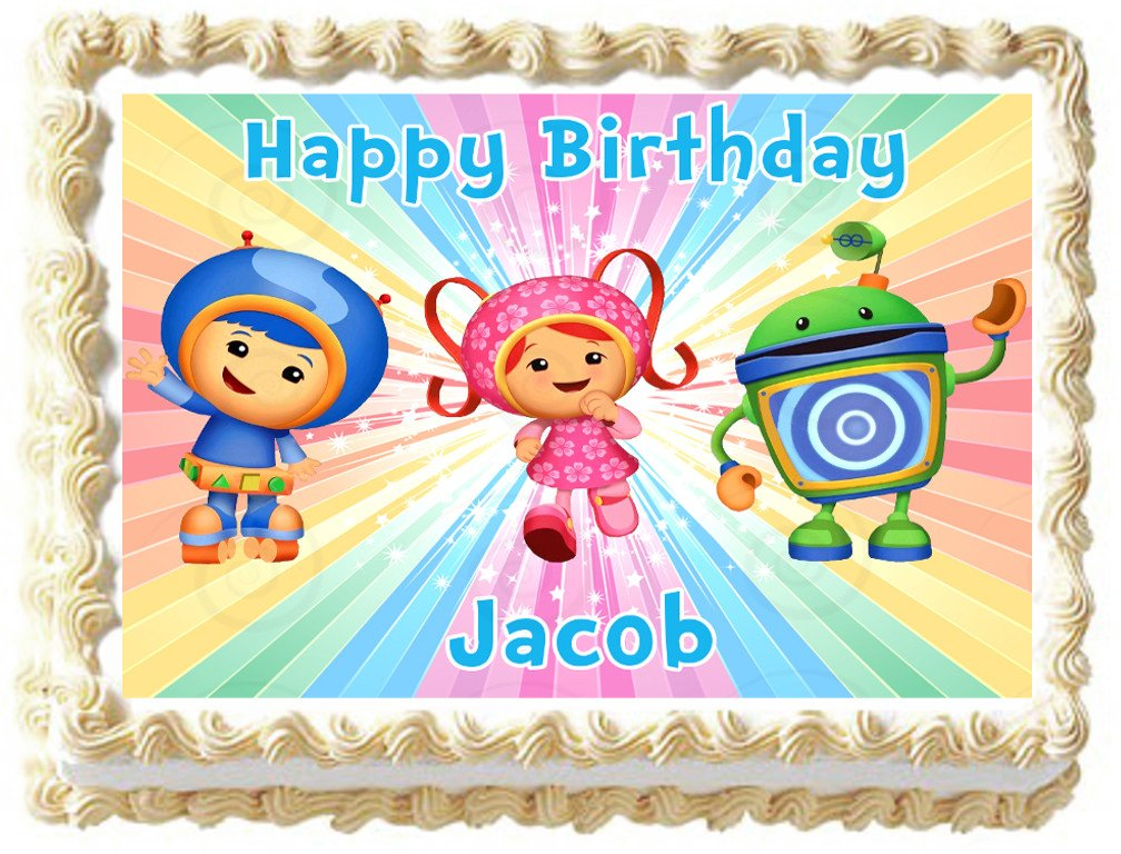 Team Umizoomi Cake Toppers Ebay