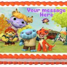 "Edible WALLYKAZAM image cake Topper 1/4 sheet (10.5"" x 8"")"