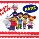 "SID THE SCIENCE KID Edible cake topper image 1/4 sheet (10.5"" x 8"")"