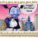 """VAMPIRINA Edible cake Topper Party image 1/4 sheet (10.5"""" x 8"""")"""