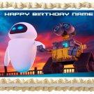 "WALL-E Edible cake Topper Party image decoration 1/4 sheet (10.5"" x 8"")"