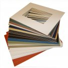 8 1/2 X 11 Document Photo Mat - Pkg of 25 -  (7 X9 opening)