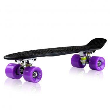 """22"""" EightBit  Banana Skate Board Retro Skateboard Ninja Jelly"""
