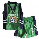 12m Okie Dokie Soccer Shirt Short Set Infant Boys
