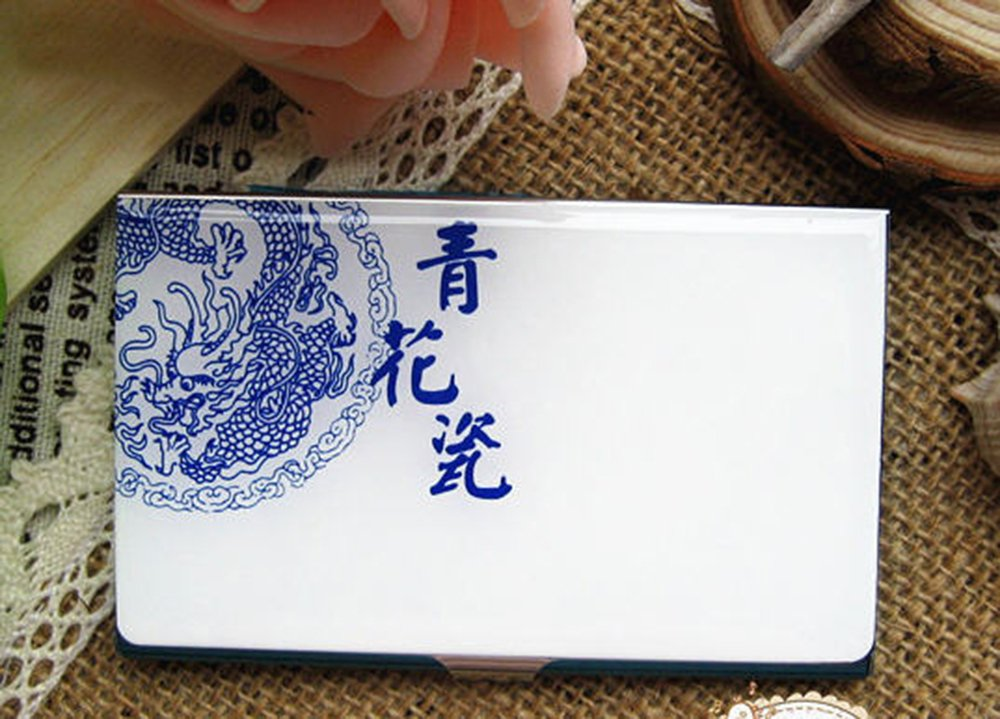 Company Gift, Meeting Gift--Stainless Steel Business Card Holder, Credit Card Holder,Debit Card Case