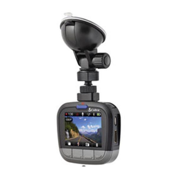 Cobra BT Drive HD dash cam w/bluetooth