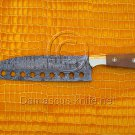 Chef's Fine Handmade Damascus Steel Kitchen Knife DCK675