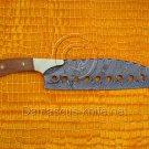 Chef's Fine Handmade Damascus Steel Kitchen Knife DCK676