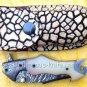 Sunshard Custom Damascus Handmade Folding Knife - Liner Lock (ARS-767)